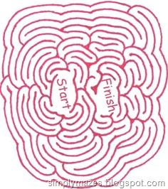 Maze #35: Macaroni