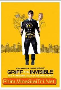 Kẻ Vô Hình - Griff The Invisible
