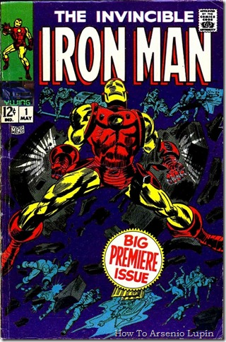 P00002 - El Invencible Iron Man #1