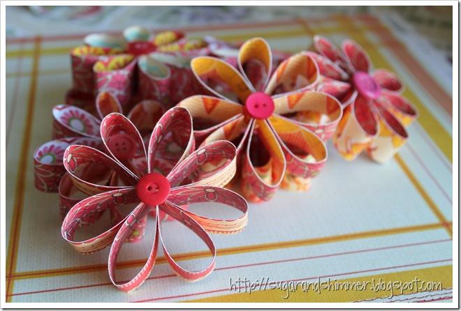 Paper Flower Garland (1)