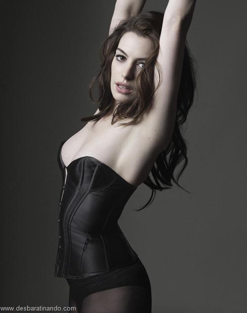anne hathaway linda sensual hot pictures fotos photos quentes sexy desbaratinando (15)