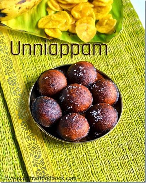 Unniyappam-recipe