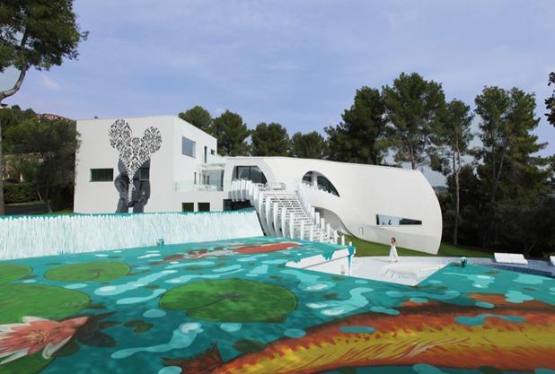 casa son vida by tec architecture & marcel wanders studio 2