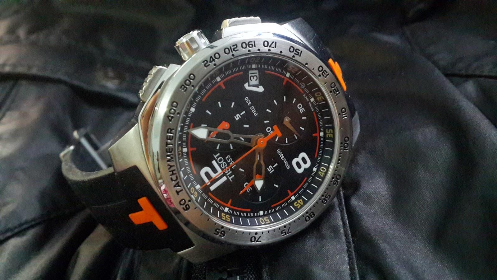 Hasil gambar untuk jam tangan Tissot PRS 330
