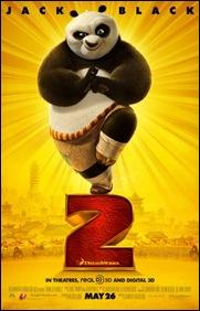 Kung Fu Panda 2 - poster