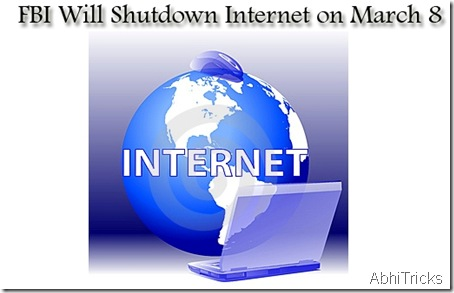 ShutDown Internet