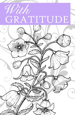 With Gratitude Graphic