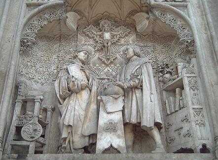 Monumento a Colón (Madrid) 04b