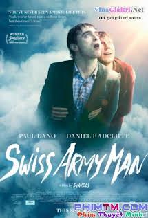 Xác Chết Biết Nói - Swiss Army Man Tập HD 1080p Full