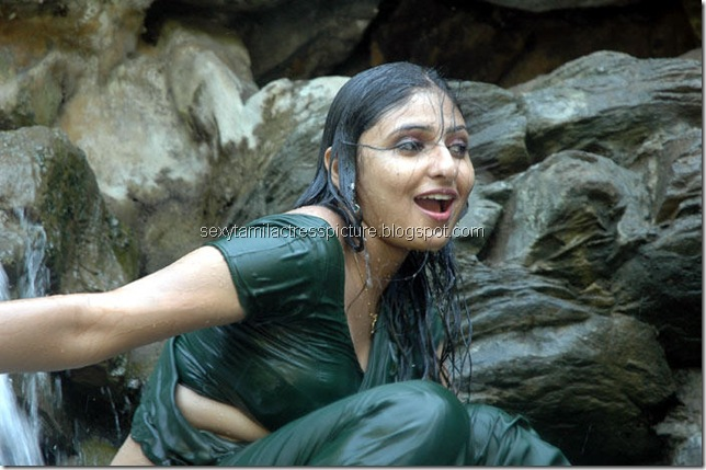 Actress_Monica_Hot_in_Wet_Dress_05