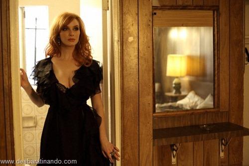 Christina Hendricks linda sensual sexy sedutora decote peito desbaratinando (47)