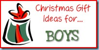 Gift Ideas...boys