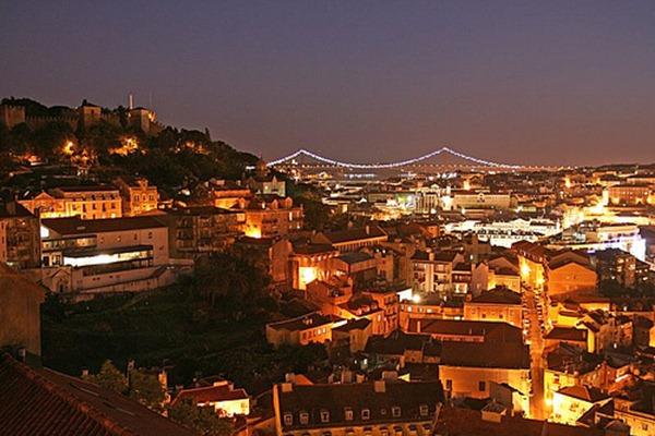Escapada a Lisboa Vista Nocturna