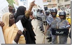 Sudan Khartoum protest