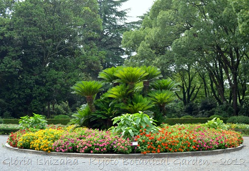 Glória Ishizaka -   Kyoto Botanical Garden 2012 - 141