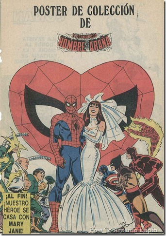 2011-12-11 - Spiderman - El Hobgoblin y La Boda