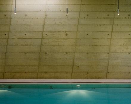 Philippe Meier Architectes Genève. Fontaines (NE), hôpital de Landeyeux, extension