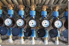 clustered meters