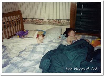 Austin & Emma 2001
