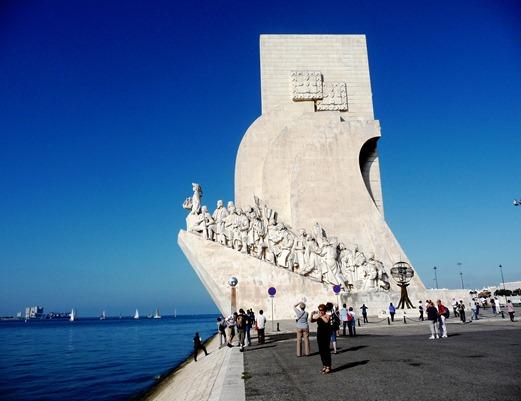 5 . lisboa - monumento aos descobrimentos