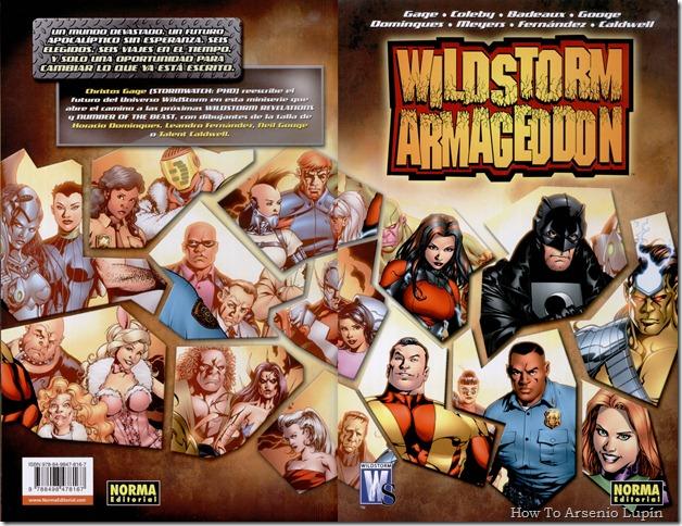 The Authority - Crossover Wildstorm, Especiales y más