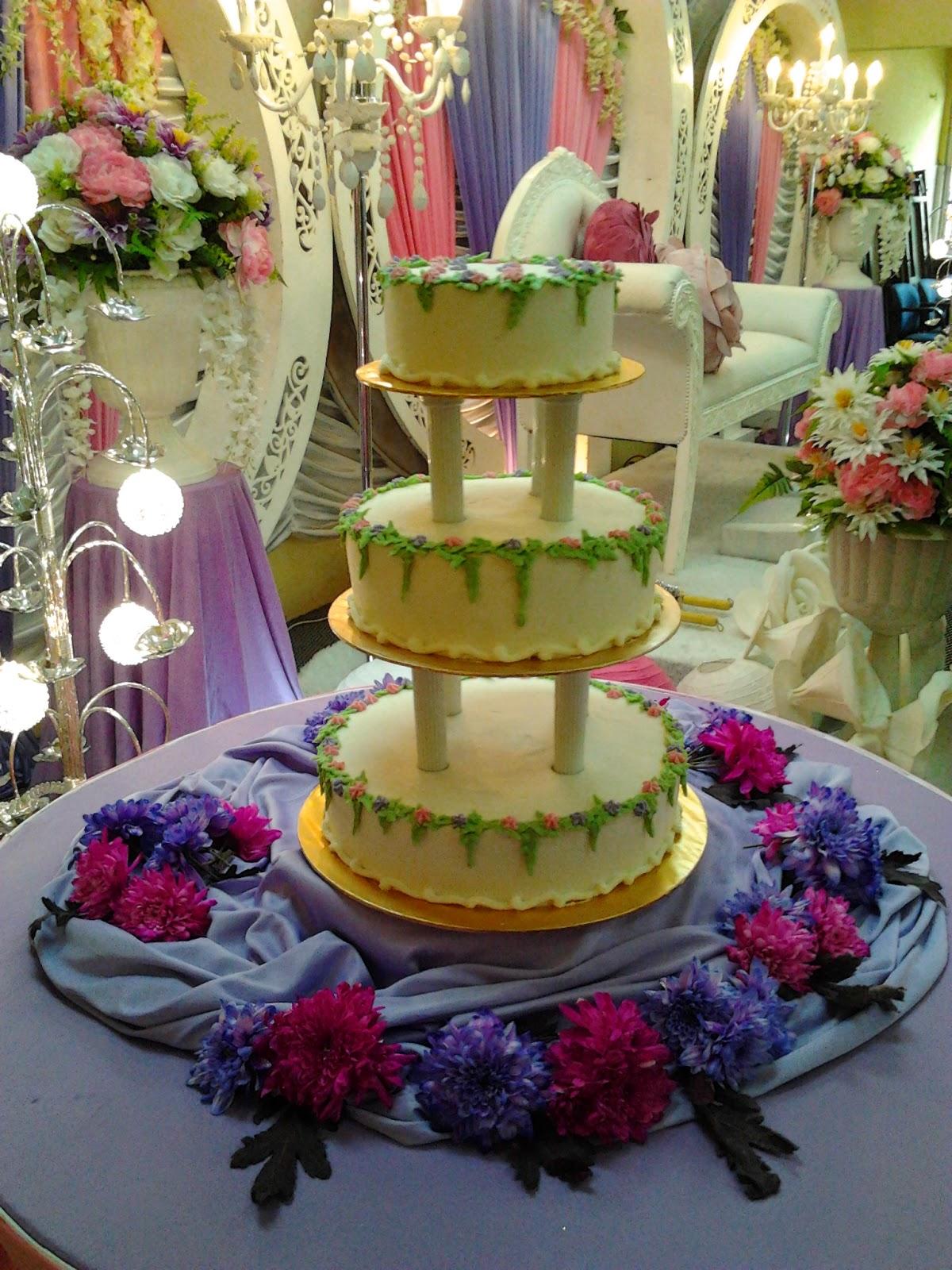 Wedding Cakes, Birthday Cakes In Subang Jaya And Shah Alam.