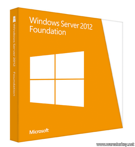 Windows Storage Server 2012 R2 and Windows Server 2012 R2 Foundation with Update (x64) (Türkçe/İngilizce)
