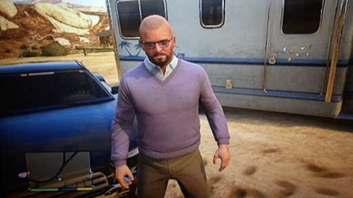 Gta 5 frisuren michael