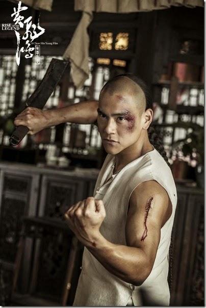 Eddie Peng in Rise of the Legend - 彭于晏 黃飛鴻之英雄有夢 20