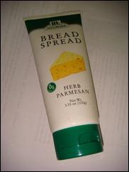 McCormick Herb Parmesa Bread Spreads
