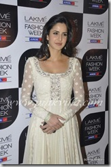 Katrina Kaif  LFW  show
