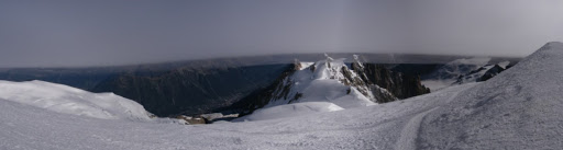 Lenticule at the Summit