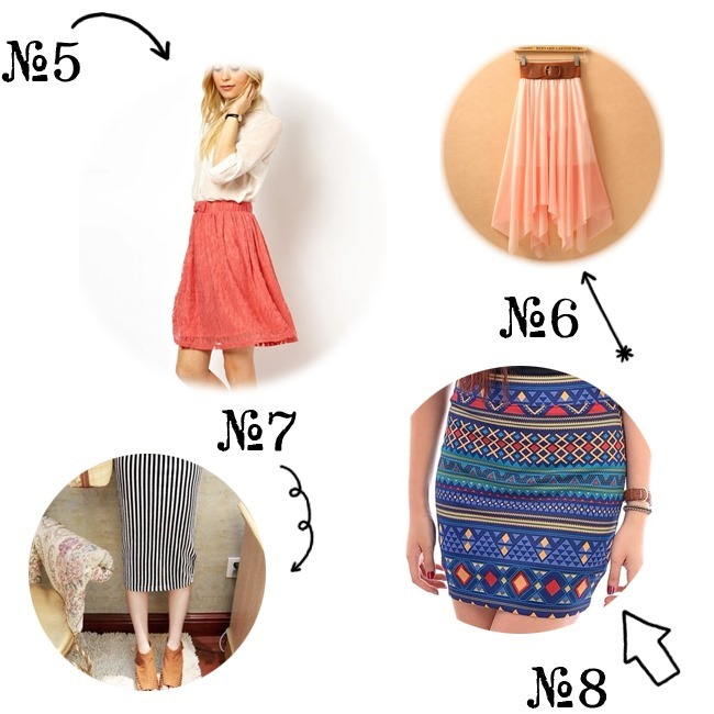 Skirts from the Storenvy Marketplace