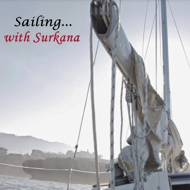 SAILING WITH SURKANA