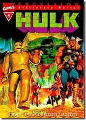 P00004 - Biblioteca Marvel - Hulk #4