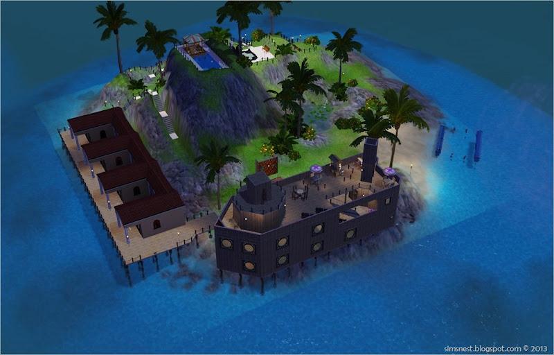 Sims Etagenbett Download : Sims nest