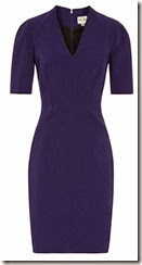 Reiss Cobalt Blue Bodycon Dress