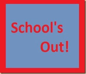Schools out 5-16-13