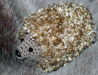 crochet hedgehog2