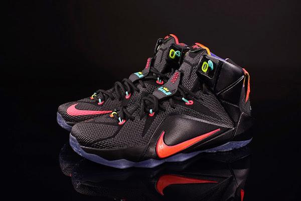 Release Reminder Nike LeBron 12 8220Data8221