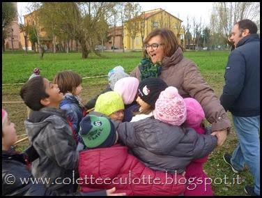 I bambini delle classi 1° della Scuola Primaria di Padulle piantano il grano! (40)