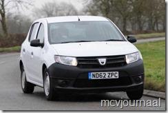 Dacia Sandero tegen de concurrentie 05