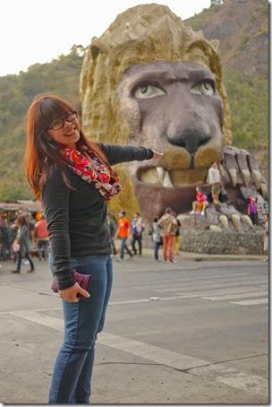 baguio lion