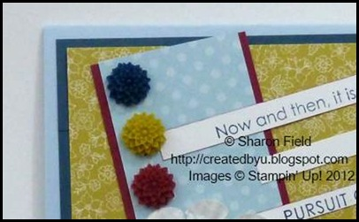 dahlias make a great accent for scrapbook pages as well