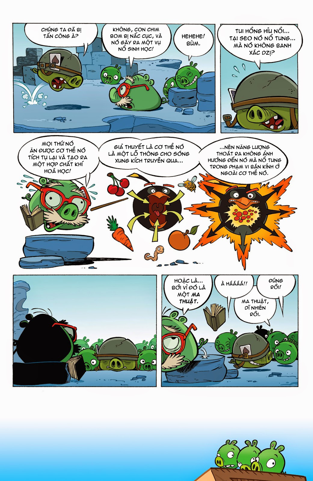 ANGRY BIRDS trang 5