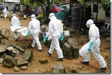 Primo caso di Ebola in Europa