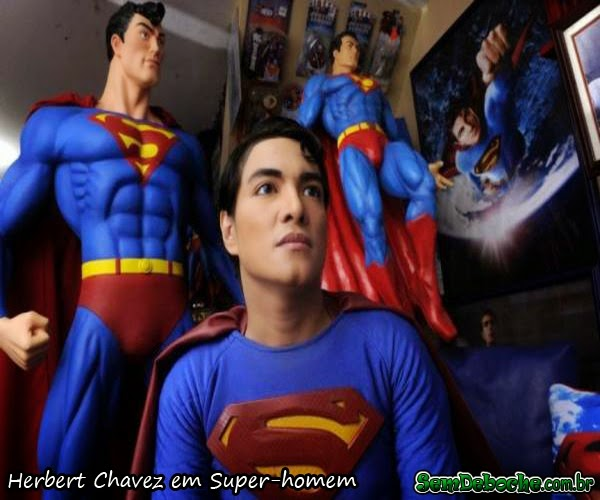 Herbert Chavez em Super-homem
