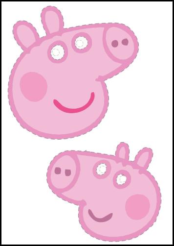 mascaras-carnaval-peppa-pig