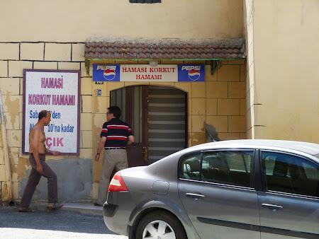 Hamam in Nicosia de Nord