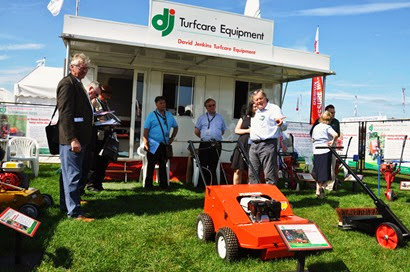 DJ Turfcare press conference at Saltex 2012 DSC_0013